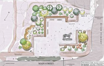 Percheron_Park_design_w_horse-350